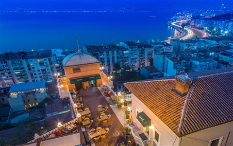 The Most Romantic Terrace in Izmir