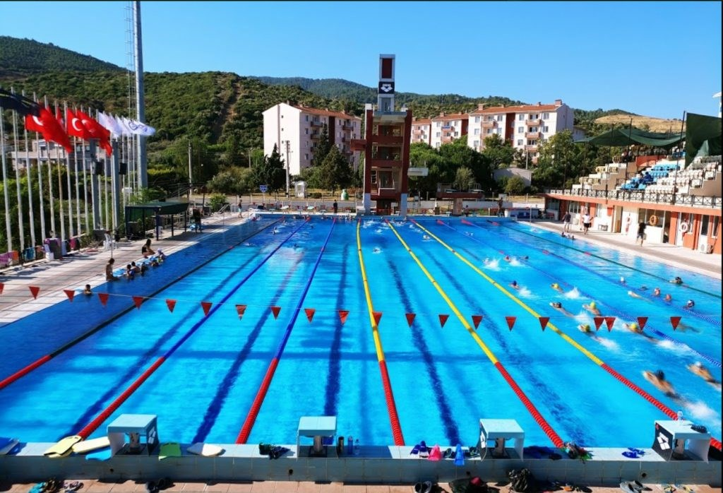 Narlıdere Olympic Swimming Pool