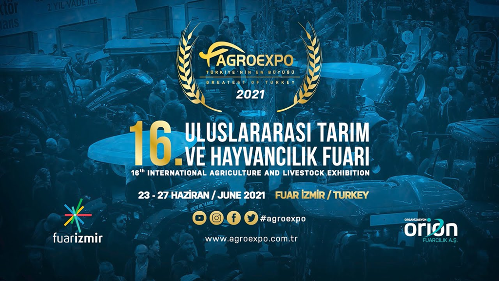 Agroexpo Izmir Agriculture and Stock Farming
