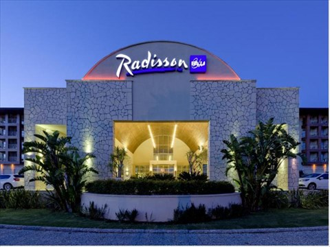 Radisson Blue Resort & SPA Hotel Beach fotoğrafı