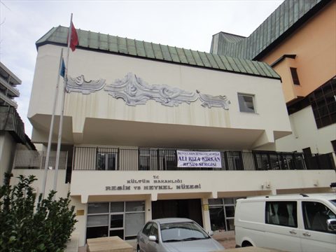 Ministry of Culture and Tourism Izmir Painting and Sculpture Museum and Gallery